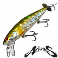 Nories Laydown Minnow Wake 110 Prop