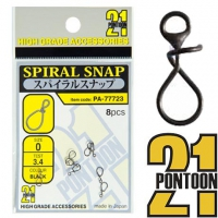 Pontoon21 Spiral Snap