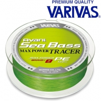 Varivas Avani Sea Bass Max Power Tracer PE