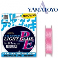 Yamatoyo Light Game Flash Pink PE