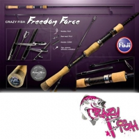 Crazy Fish Freedom Force