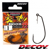 Decoy Hook Worm 22