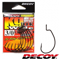 Decoy KG Hook Wide Worm 25