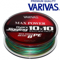 Varivas Avani Jigging 10x10 Max Power