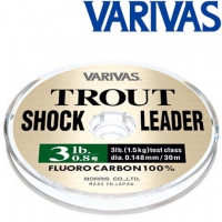 Varivas Fluoro Carbon Trout Shock Leader
