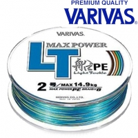 Varivas Max Power Light Tackle PE