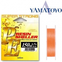 Yamatoyo PE Resin Sheller Orange