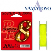 Yamatoyo Super PE Strong 8 Braided