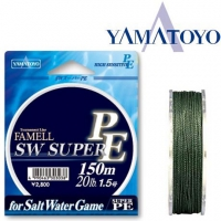 Yamatoyo SW Super PE Dark Green