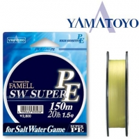 Yamatoyo SW Super PE Yellow