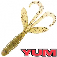 YUM F2 Wooly Hawgtail 4.5""